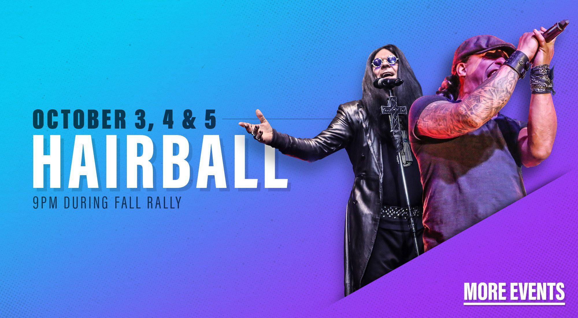 Hairball-SBB